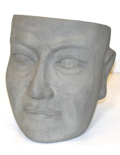 Donica - Głowa Betonowa Duża