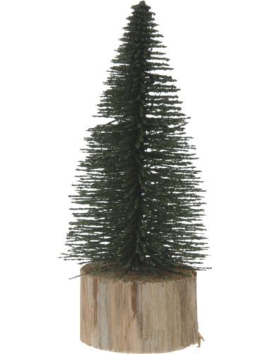 Choinka Szczotka 14 cm Zielona