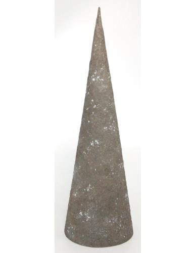 Choinka Metalowa Stożek H42 cm