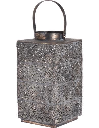 Lampion dekoracyjny Metal Antik
