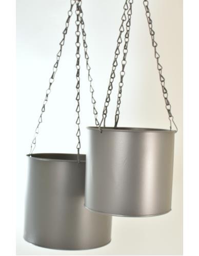 Osłonki Wiszące Cylinder Metal 2 szt. GR