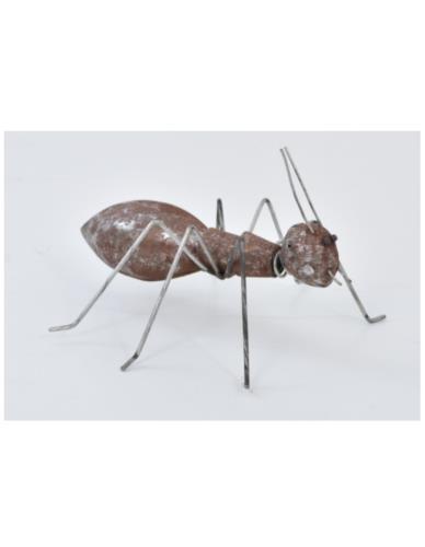 Mrówka metalowa Mała- Dekoracja