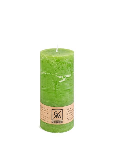 Świeca walec 150/70 mm limonka