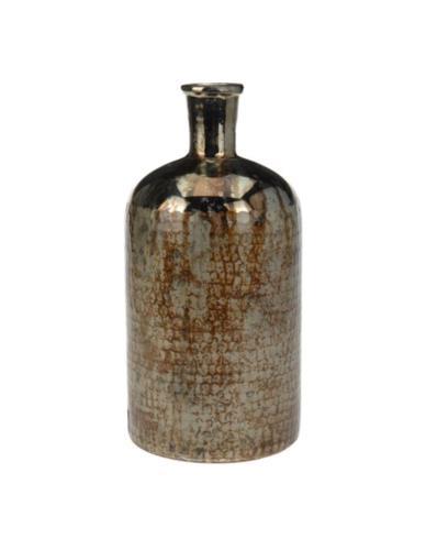 Wazon 13X26 cm Petrol Oliwka