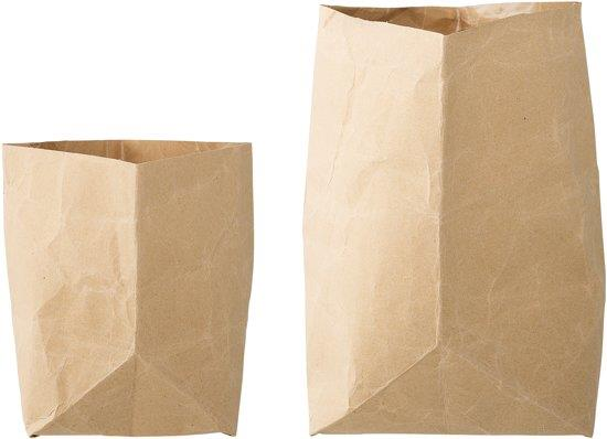 Torebki papierowe Natural 2szt.