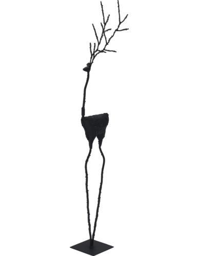 Renifer metalowy H78 cm
