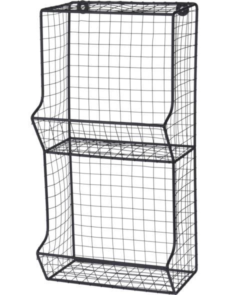 Półka ażurowa metal