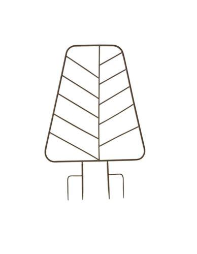 Metalowy wspornik dla roślin - Drzewo