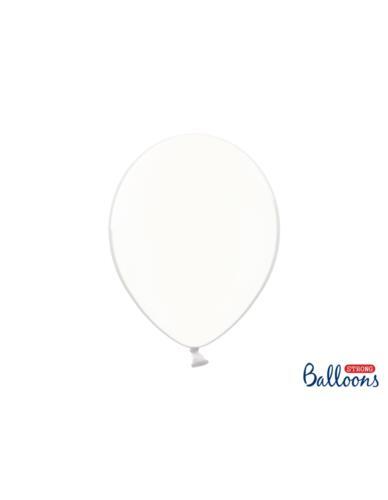 Balony Strong 30Cm Gładki Crystal Clear