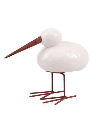 Ptak ceramiczny z dziobem Duży