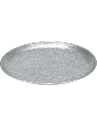 Taca Metalowa Cynk D36 cm